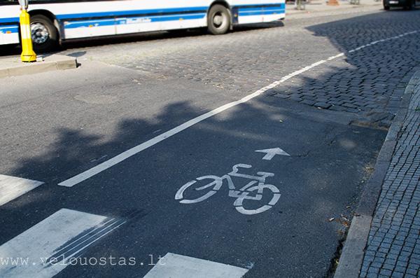tiltu gatve dviraciai 18